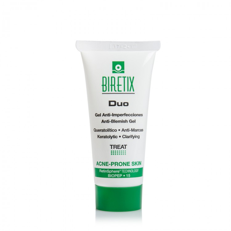 BiRetix Duo – Anti-Blemish Gel – Себорегулирующий гель