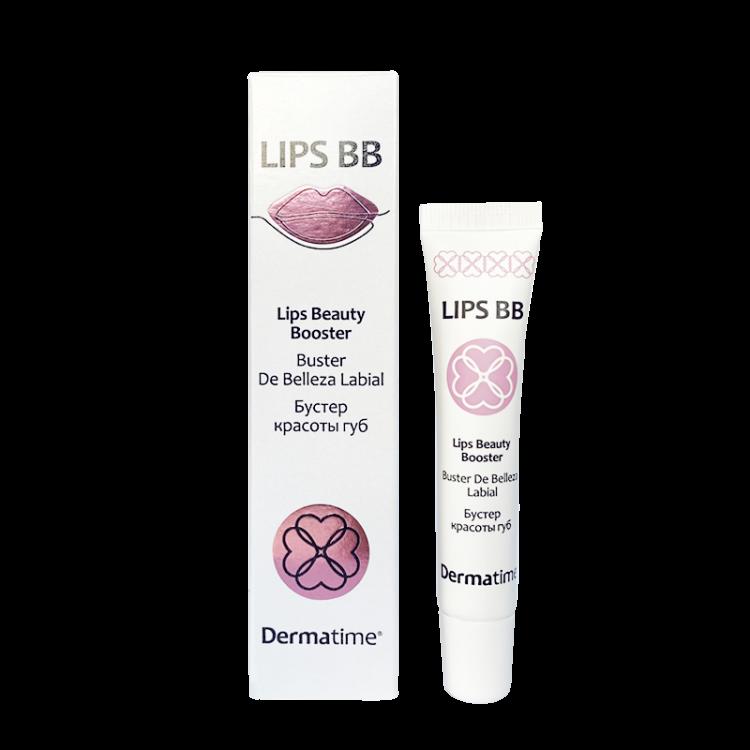 DERMATIME – Lips BB - Lips Beauty Booster - Бустер Красоты Губ, 15 мл