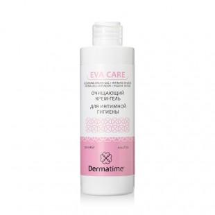 EVA CARE Cleansing Cream-Gel (Dermatime) – Очищающий крем-гель для интимной гигиены