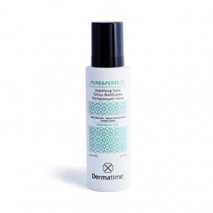 Dermatime PURE&PERFECT Mattifying Tonic Pore Reducer – Матирующий тоник / сужает поры