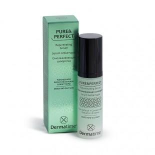 Dermatime PURE&PERFECT Rejuvenating Serum Pore Reducer – Омолаживающая сыворотка / Сужает поры