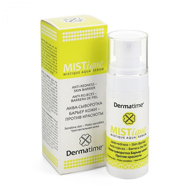 Mistique Aqua-Serum Anti-Redness – Skin Barrier (Dermatime) – Аква-сыворотка барьер кожи – Против красноты