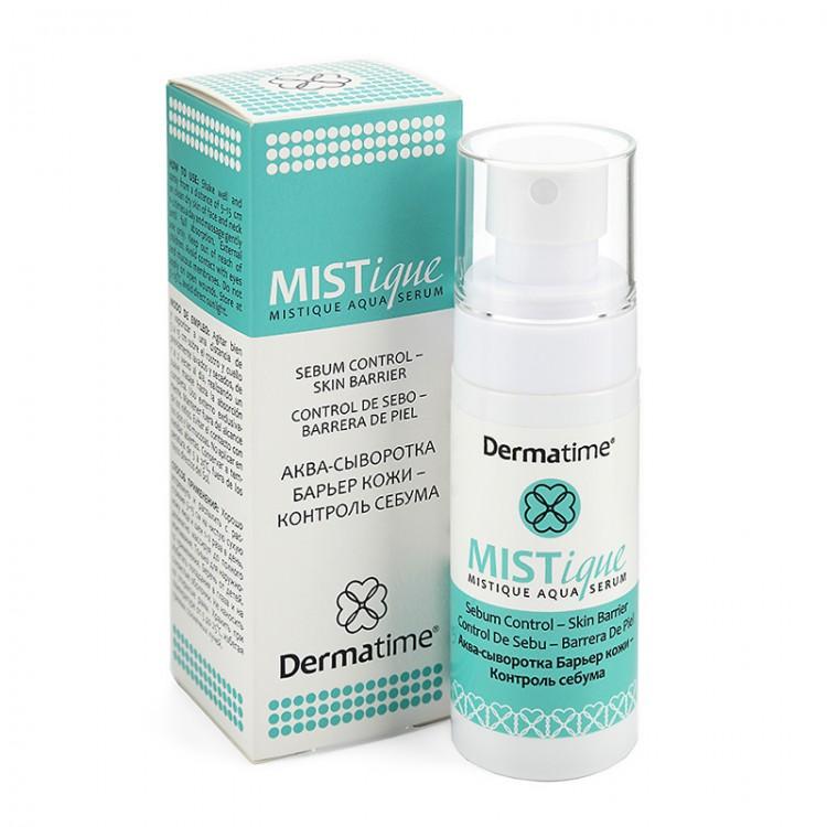 Mistique Aqua-Serum Sebum Control – Skin Barrier (Dermatime) – Аква-сыворотка барьер кожи – Контроль себума