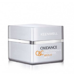KEENWELL OXIDANCE – Crema Antioxidante Multidefensa Vit. C+C (SPF 15) – антиоксидантный мультизащитный крем с витаминами C+C (СЗФ 15)