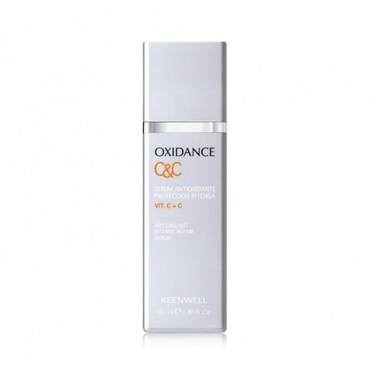 KEENWELL OXIDANCE – Serum Antioxidante Reparacion Intensa Vit. C+C – Антиоксидантная интенсивно восстанавливающая сыворотка с витаминами С+С