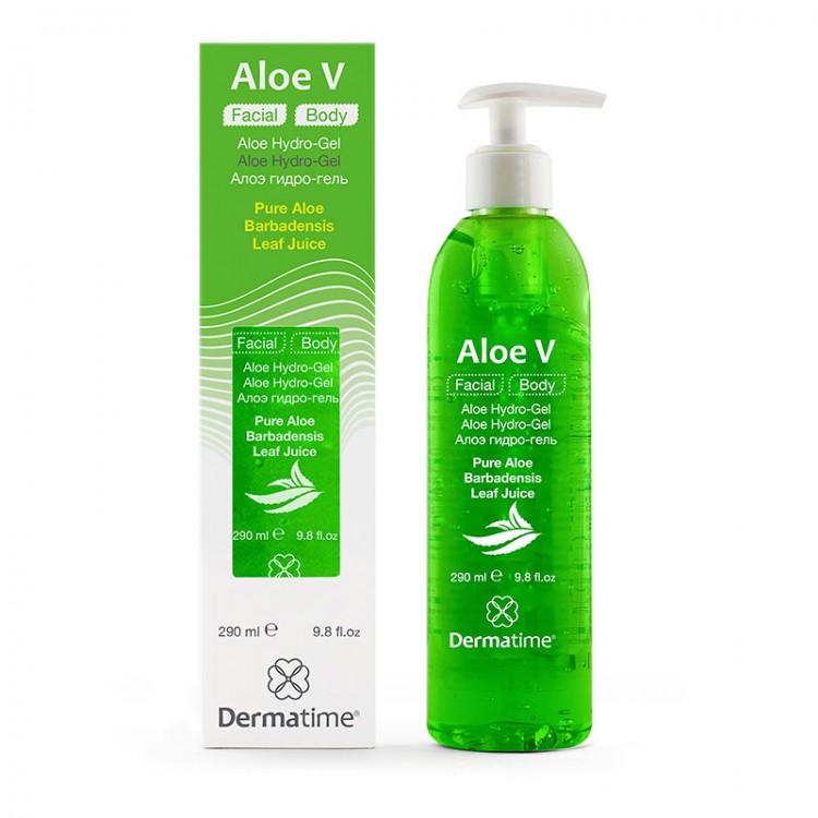 Dermatime Aloe V – Aloe Hydro-Gel – Алоэ гидро-гель