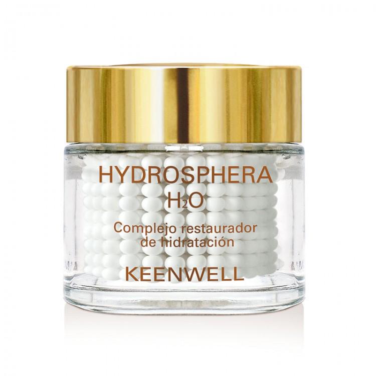 KEENWELL H2O Hydrosphera – Увлажняющий ревитализирующий комплекс H2O