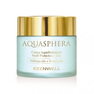 KEENWELL Aquasphera Super Moisturizing Multi-Protective Cream – Day – Дневной суперувлажняющий мультизащитный крем