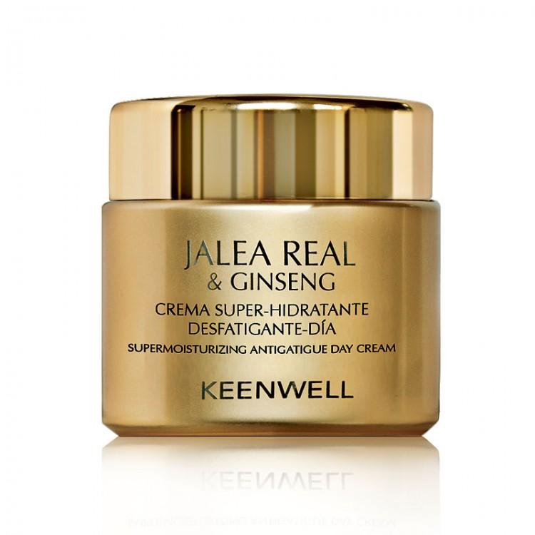 KEENWELL Jalea Real and Ginseng Crema Super-Hidratante Desfatigante – Día – Суперувлажняющий крем, снимающий усталость – Дневной
