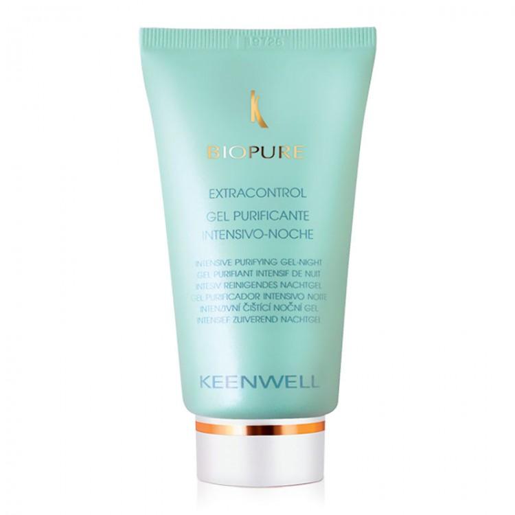 KEENWELL Biopure Gel Purificante Intensivo Noche Extracontrol – Ночной гель для глубокого очищения кожи Экстраконтроль