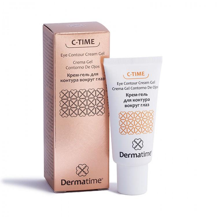 Dermatime C-TIME Eye Contour Cream Gel – Крем-гель для контура вокруг глаз