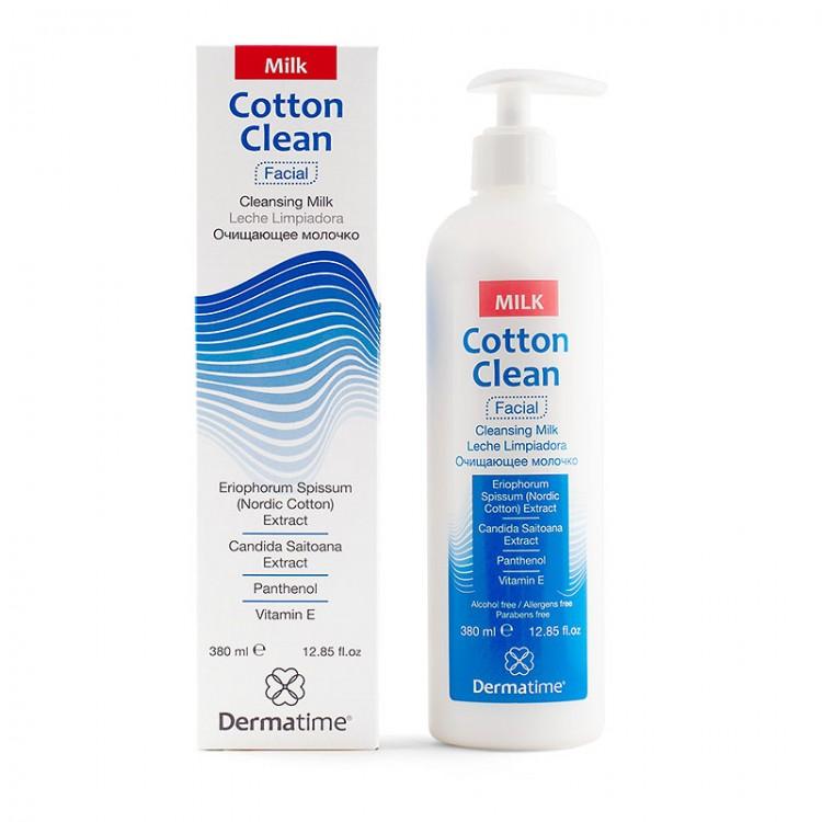 Dermatime COTTON CLEAN Cleansing Milk – Очищающее молочко