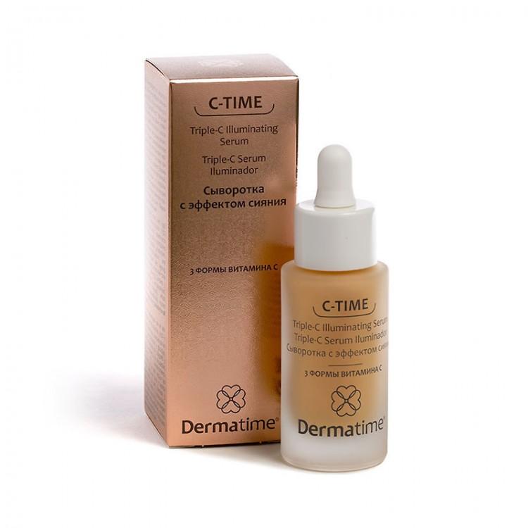 Dermatime C-TIME Triple-C Illuminating Serum – Сыворотка с эффектом сияния / 3 формы витамина С