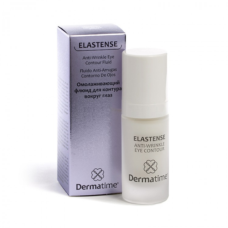 Dermatime ELASTENSE Anti-Wrinkle Eye Contour – Омолаживающий флюид для контура вокруг глаз