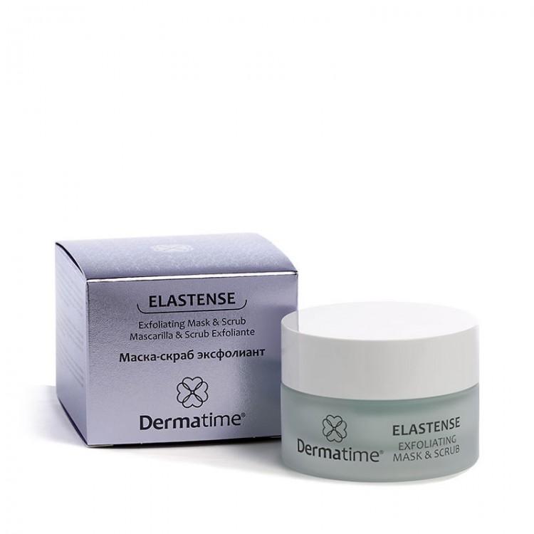 Dermatime ELASTENSE Exfoliating Mask & Scrub – Маска-скраб эксфолиант
