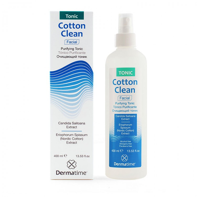 Dermatime COTTON CLEAN Purifying Tonic – Очищающий тоник