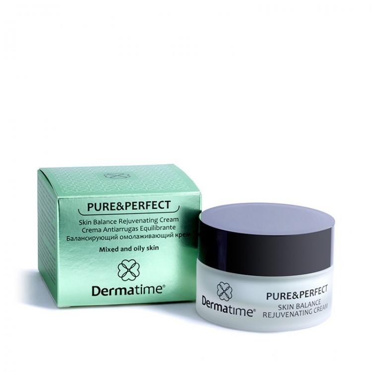 Dermatime PURE&PERFECT Skin Balance Rejuvenating Cream – Балансирующий омолаживающий крем
