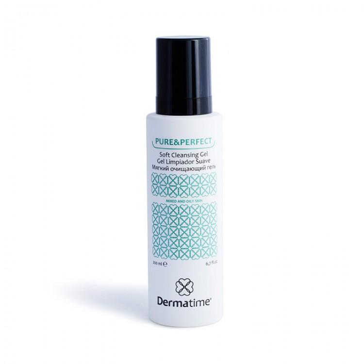 Dermatime PURE&PERFECT Soft Cleansing Gel – Мягкий очищающий гель