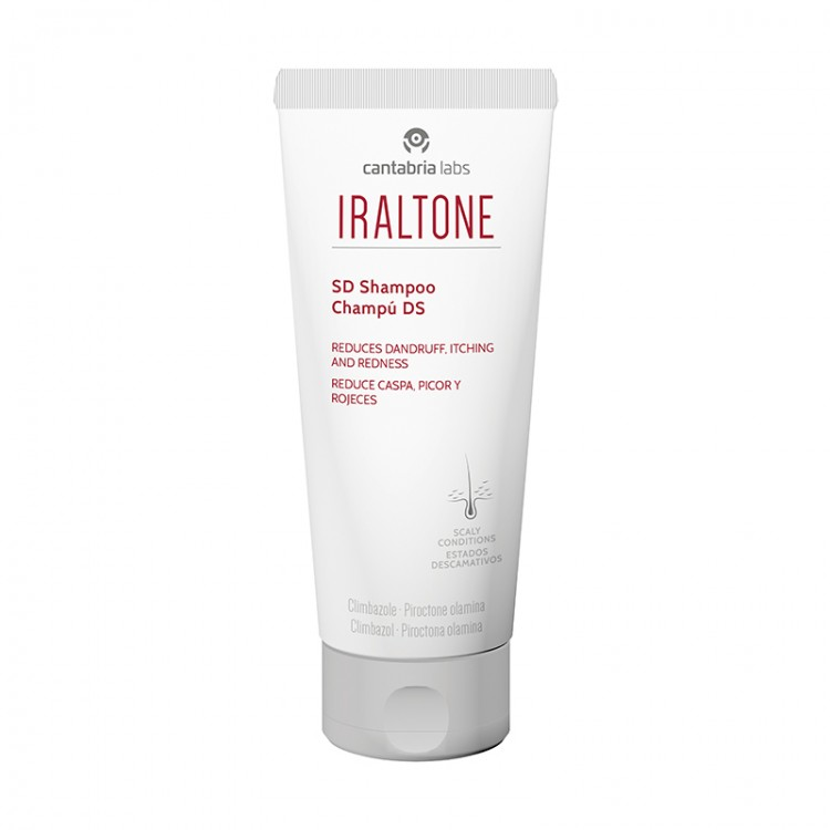 IRALTONE SD Shampoo (Cantabria Labs) – Шампунь от перхоти, зуда, покраснений