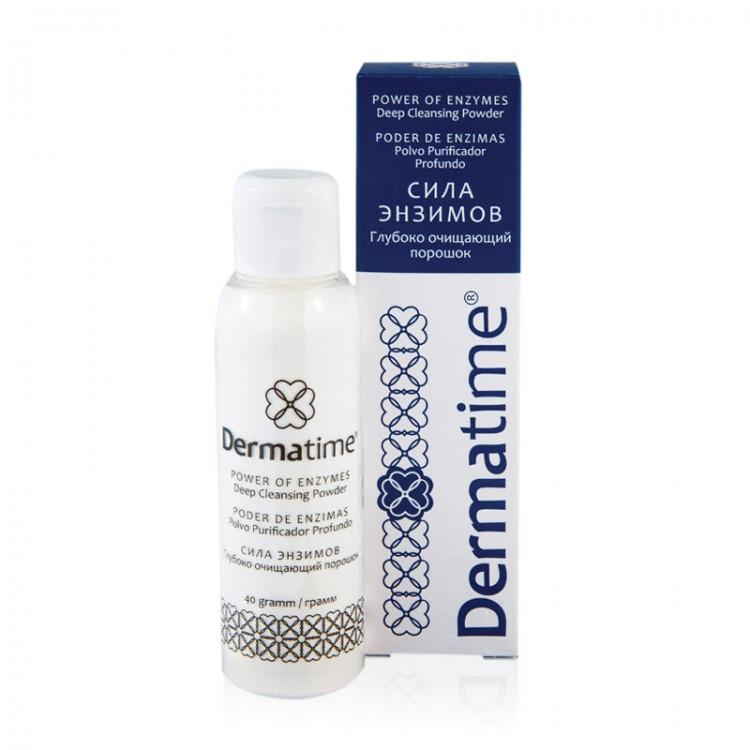 Dermatime Power Of Enzymes. Deep Cleansing Powder – Сила энзимов. Глубоко очищающий порошок.