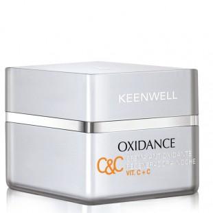 KEENWELL OXIDANCE – Crema Antioxidante Regeneradora Noche Vit. C+C - Антиоксидантный регенерирующий крем ночной