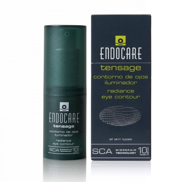 ENDOCARE Tensage Radiance Eye Contour – Сияющий флюид для контура глаз