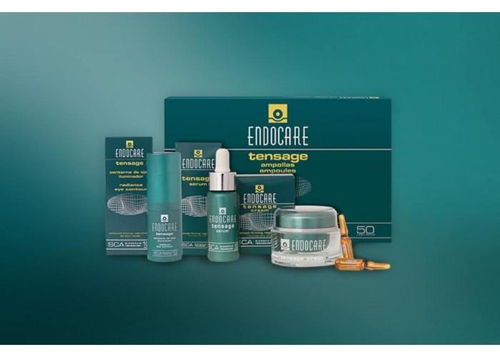 Косметика ENDOCARE и технологии IFC® CAF Skin Stem Activation и Wharton Gel Complex®