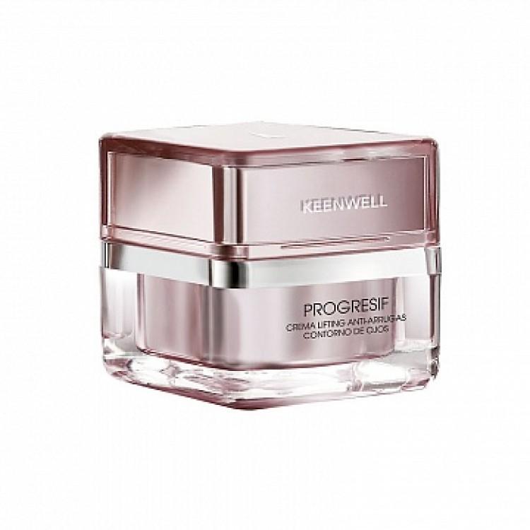 KEENWELL Progresif – Lifting Anti-Wrinkle Eye Contour Cream – Лифтинг-крем от морщин вокруг глаз