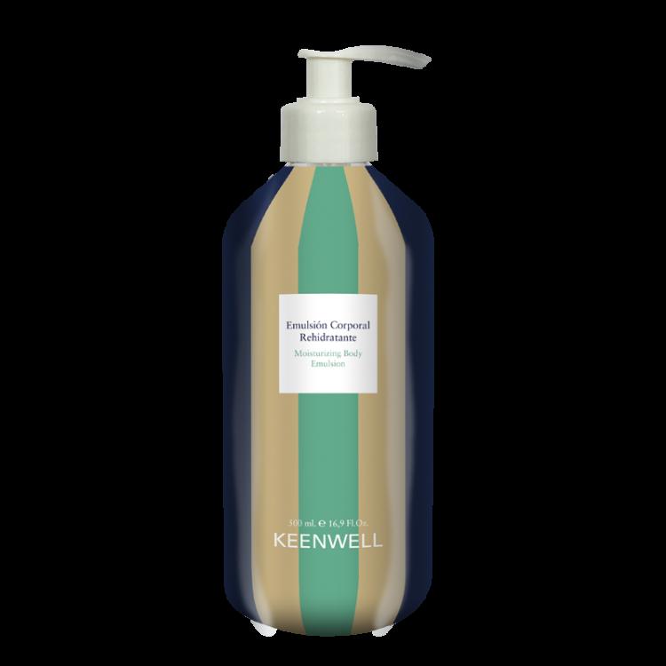 KEENWELL Sculture Textura – Re-Hydrating Body Emulsion – Увлажняющая эмульсия для тела